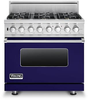 Viking Professional Custom Series VDSC5366BCBLP - Cobalt Blue