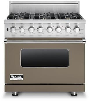 Viking Professional Custom Series VDSC5366BSGLP - Stone Gray