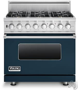 Viking Professional Custom Series VDSC5366BVB - Viking Blue