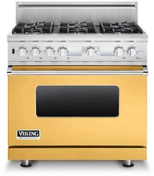 Viking Professional Custom Series VDSC536T6BDJLP - Dijon