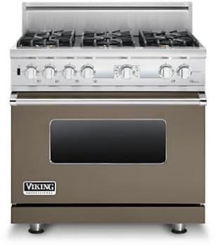 Viking Professional Custom Series VDSC536T6BSG - Stone Gray