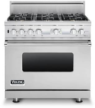 Viking Professional Custom Series VDSC536T6BSS - Stainless Steel