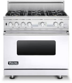 Viking Professional Custom Series VDSC536T6BWHLP - White