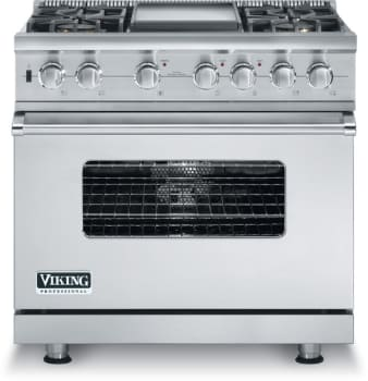 Viking Professional Custom Series VDSC5364GBKBR - Featured View