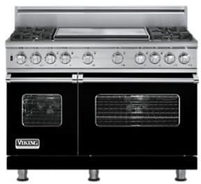 Viking Professional Custom Series VDSC5484GBK - Black