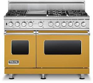 Viking Professional Custom Series VDSC5486GDJLP - Dijon