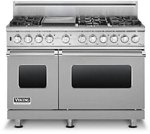 Viking Professional Custom Series VDSC5486GSSLP - Stainless Steel