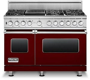 Viking Professional Custom Series VDSC5486QAR - Apple Red