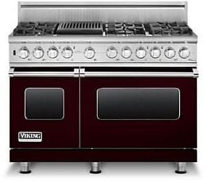 Viking Professional Custom Series VDSC5486QBU - Burgundy