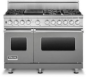 Viking Professional Custom Series VDSC5486QSSLP - Stainless Steel
