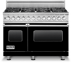 Viking Professional Custom Series VDSC5488BBK - Black