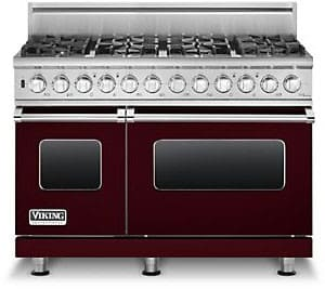 Viking Professional Custom Series VDSC5488BBULP - Burgundy