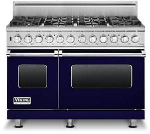 Viking Professional Custom Series VDSC5488BCBLP - Cobalt Blue