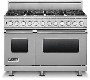 Viking Professional Custom Series VDSC5488BSSLP - Stainless Steel