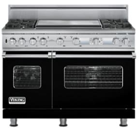 Viking Professional Custom Series VDSC548T4GBK - Black