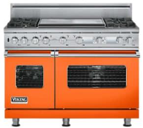 Viking Professional Custom Series VDSC548T4G - Pumpkin