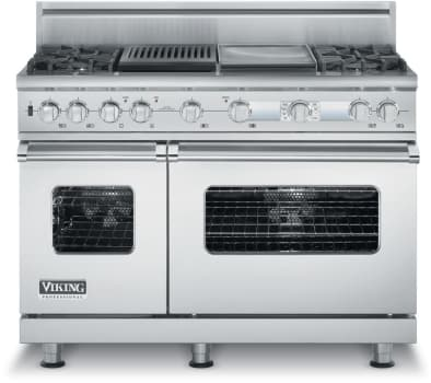 Viking Professional Custom Series VDSC548T4GQWH - Stainless Steel