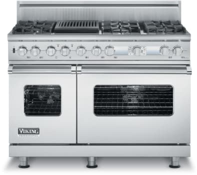 Viking Professional Custom Series VDSC548T6QX - Stainless Steel