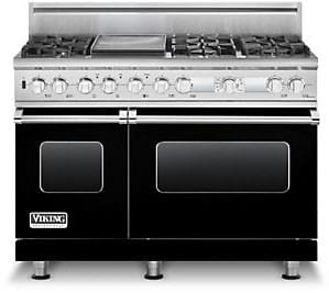 Viking Professional Custom Series VDSC548T6GBKLP - Black