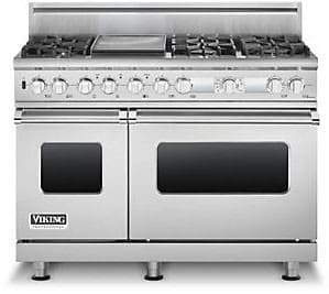Viking Professional Custom Series VDSC548T6GSSLP - Stainless Steel