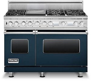 Viking Professional Custom Series VDSC548T6GVBLP - Viking Blue