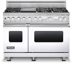 Viking Professional Custom Series VDSC548T6GWHLP - White