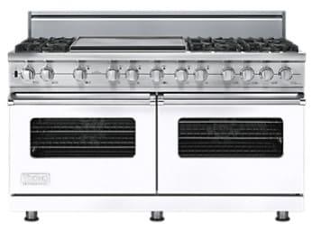 Viking Professional Custom Series VDSC5606GWH - White
