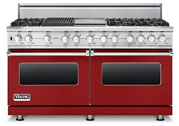 Viking Professional Custom Series VDSC5606GQARLP - Apple Red