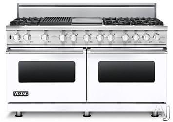 Viking Professional Custom Series VDSC5606GQWHLP - White