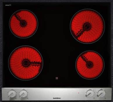 Gaggenau Vario 200 Series VE260614 - 200 Series Vario Electric Cooktop
