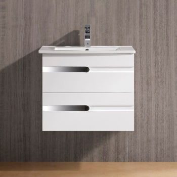 Vigo Industries VG09030001K1 - White Gloss Finish