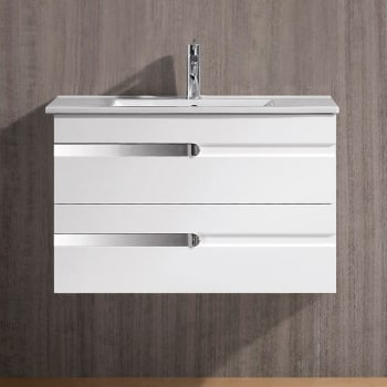 Vigo Industries VG09031001K1 - White Gloss Finish