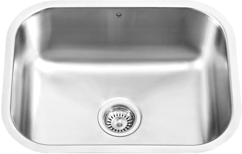 Vigo Industries VG2318 - Undermount Stainless Steel Kitchen Sink