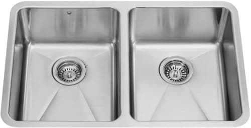 Vigo Industries VG2918 - Undermount Stainless Steel Kitchen Sink