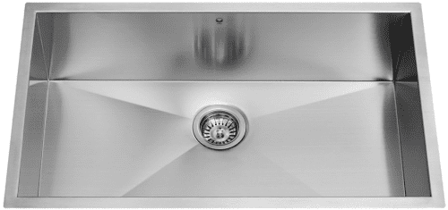 Vigo Industries VG3019B - Undermount Stainless Steel Kitchen Sink