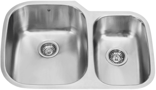 Vigo Industries VG3021L - Undermount Stainless Steel Kitchen Sink