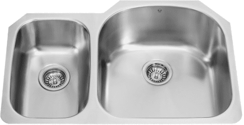 Vigo Industries VG3121R - Undermount Stainless Steel Kitchen Sink