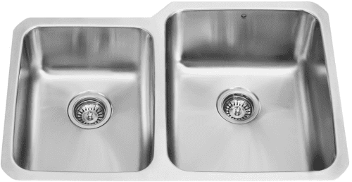 Vigo Industries VG3221Rx - Undermount Stainless Steel Kitchen Sink
