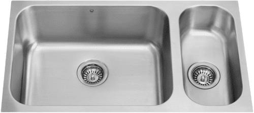 Vigo Industries VG3318 - Undermount Stainless Steel Kitchen Sink