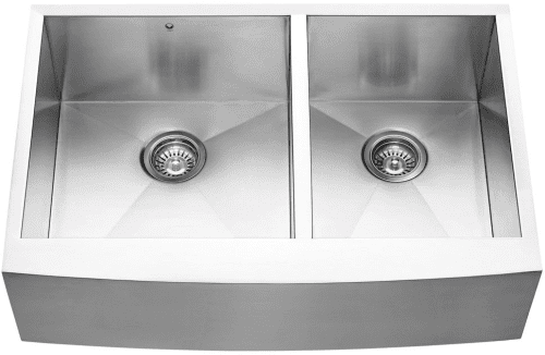 Vigo Industries VG3320BL - Stainless Steel Farmhouse Kitchen Sink