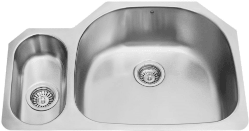 Vigo Industries VG3321R - Undermount Stainless Steel Kitchen Sink