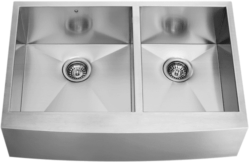 Vigo Industries VG3620BL - Stainless Steel Farmhouse Kitchen Sink