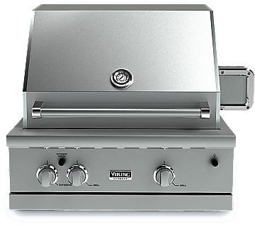 Viking 500 Series VGBQ53002RENSS - Stainless Steel