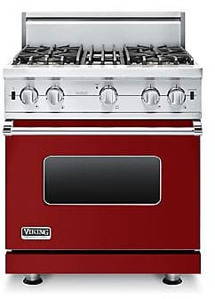 Viking Professional Custom Series VGCC5304BARLP - Apple Red