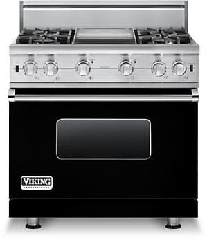 Viking Professional Custom Series VGCC5364GBK - Black
