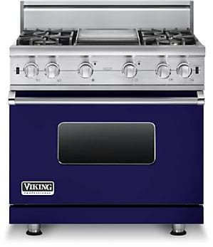 Viking Professional Custom Series VGCC5364GCBLP - Cobalt Blue
