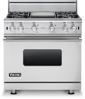 Viking Professional Custom Series VGCC5364GSS - Stainless Steel