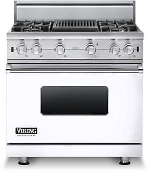 Viking Professional Custom Series VGCC5364QWH - White