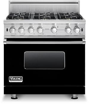 Viking Professional Custom Series VGCC5366BBKLP - Black