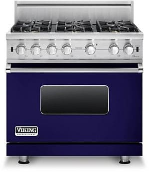 Viking Professional Custom Series VGCC5366BCBLP - Cobalt Blue